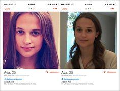 Os usuários do Tinder que estão no Festival SXSW estão caindo de amores por uma mulher de 25 anos. Mas ela não é quem diz ser.