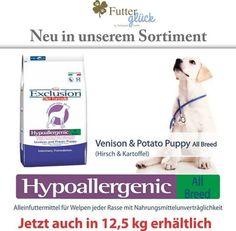 - NEU IM SORTIMENT -   EXCLUSION DIET... - Futterglück - Eine Marke von Technoplan | Facebook