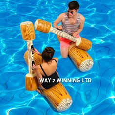 Cheap pool float, Buy Quality pool float toys directly from China water sports Suppliers: 4 Pieces/set Joust Pool Float Game Inflatable Water Sports Bumper Toys For Adult Children Party Gladiator Raft Kickboard Piscina Bumper Pool, Inflatable Pool Toys, Inflatable Float, Giant Inflatable, Cool Pool Floats, Funny Pool Floats, Pool Activities, Pool Games Kids