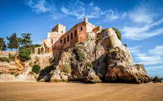 Castelo de São João do Arade, Ferragudo #Portugal #Travel