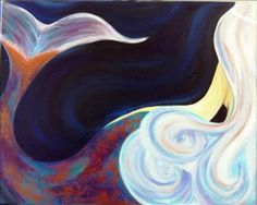 Mermaid Goddess - Sarasota, FL Painting Class - Painting with a Twist