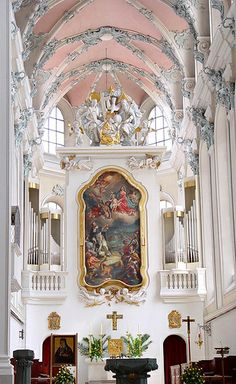Wurzburg, Germany  performed concert in this catherdral....continentals