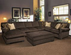 Fairmont Seating Grand Island Sectional  Will be at my house TUESDAY!!!