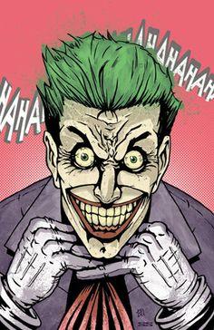 Joker 11x17  Print by KillustrationStudios on Etsy, $15.00