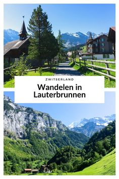Lauterbrunnen is een van de mooiste plekken in Zwitserland. Een vallei vol watervallen tussen de hoge bergen. Ik maakte hier een prachtige dagwandeling, in dit artikel een verslag. Places In Europe, Europe Destinations, Europe Travel Tips, European Travel, Amazing Destinations, Places To Travel, Places To Go, Places In Switzerland, Visit Switzerland