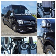 EdelSwiss is setting the high standard for transporting larger groups of people 😎 Our Mercedes Sprinter is a first-class choice for getting to your destination safely, reliably and on time ⏱️ Mercedes Sprinter, Mercedes Benz, Benz S Class, First Class, High Standards, We The People, Larger, Transportation, Luxury