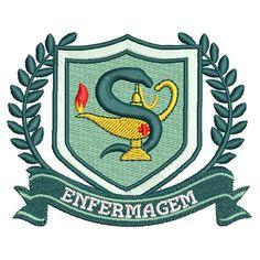 ESCUDO ENFERMAGEM 2 Family Crest, Crests, Holidays And Events, Superhero Logos, Diy And Crafts, Instagram, Nursing Pictures, Student Nurse, Rn Nurse