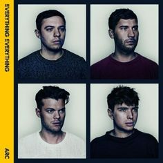 Everything Everything Album - Arc SO GOOD