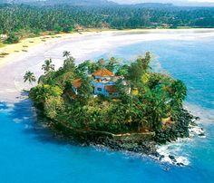 Taprobane Island... ummm YES Please!