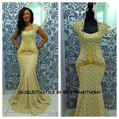 selectastyle_@kathyanthony, select a style, City people, Daviva, Lace , Aso Ebi, Wax, Vlisco, Satin, cotton, African Attire, Senegalese Wears, Guinea Wears, Mali Wears, Ghana wears, Nigerian wears, Fashion styles, George Fabric, omotola styles, genevieve styles. rita dominic styles, mercy aigbe styles, aso ebi bella, aso ebi designs, aso ebi style