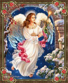 Angels by Dona Gelsinger &.... Обсуждение на LiveInternet - Российский Сервис Онлайн-Дневников