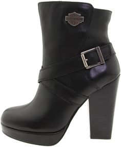 I can even where these with work clothes! Now that is a plus! Harley Davidson Sandee Fashion Boot