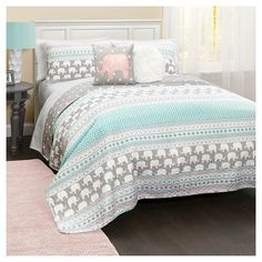 Elephant Bedding Collection : Target