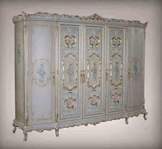 french antique furniture - royalty classic solid wood hand carved wardrobe  Free shipping on AliExpress.com. $4,192.00