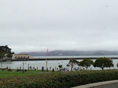 The Golden Gate Bridge from Marina Park - Embarcadero San Francisco 10k by the San Francisco Locals Guide