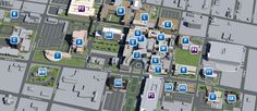 Cleveland Clinic Main Campus Map