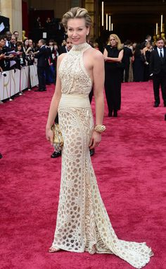 Portia de Rossi Stuns at 2014 Oscars, Says Ellen DeGeneres Has Been Preparing Like Crazy | E! Online Mobile