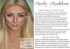 American Beauty: hooded eyes