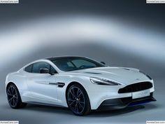 Aston Martin Vanquish Q (2013)