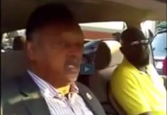 Watch: Jesse Jackson Is Left SPEECHLESS After Black Ferguson Protester Calls Him Out In Epic Rant