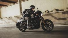 Harley-Davidson lance un concept inédit la Street 750