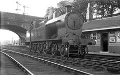 LMS 6956 an ex LNWR 4-6-2T, sometimes referred to as tank version of the Prince of Wales 4-6-0s