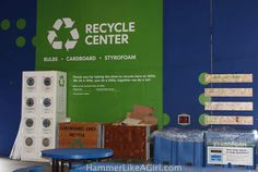 Did you know you can recycle bulbs, cardboard and styrofoam at IKEA in Renton for FREE?