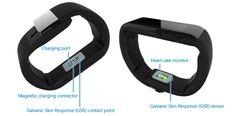 Microsoft Band Microsoft Band, Heart Rate Monitor, Smart Watch, Smartwatch