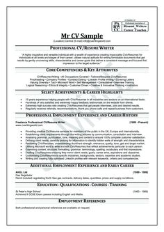 examples resumes good sample best resume writing service ever mesmerizing