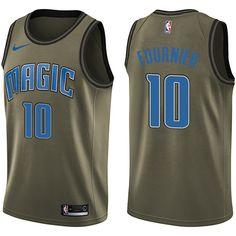 587fca1eb Nike Mavericks Steve Nash Green Salute to Service NBA Swingman Jersey