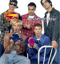 Backstreet Boys 1993 | Backstreet Boys - Photoshoot 1996