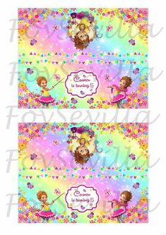 Fancy Birthday Party, Happy Birthday, Fancy Nancy, Candy Bags, Party Kit, Party Printables, Party Supplies, Birthdays, Etsy