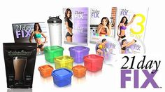 21 Day Fix - change your eating habits easily!