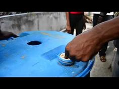 How to make a Bio-gas Digester - YouTube