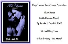 AhmadDarkside's Musings: Blog Tour: The Choice by author Ronda Caudill