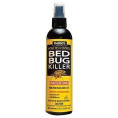 Harris Bed Bug Killer Spray - 8 fl oz