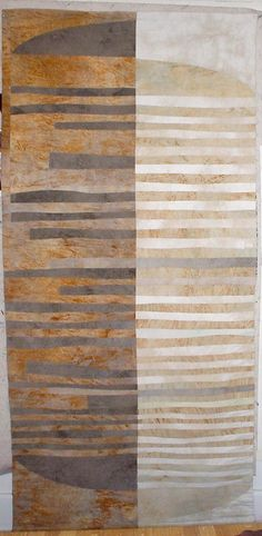 Combs series quilt by Judy Kirpich | Un-multi-tasking blog