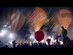 Desperados presents SkyFest: A Hot Air Balloon Electronic Light Orchestra