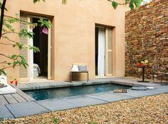 Petite piscine minibassin