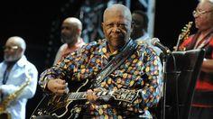 BB King, famoso guitarrista de blues, murió a los 89 años