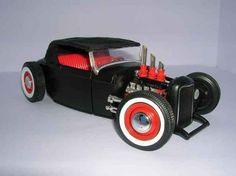 ertl+1+18+diecast+cars | Ford 1932 hot rod Ertl 1/18