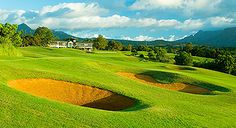 It has been called one of the most beautiful golf courses in the world. With its setting above the Pacific Ocean with views to the majestic mountains of the north shore of Kauai and the ocean, the Prince Golf Course would be any golfer's dream to play on. A multi-million renovation, overseen by the original architect, Robert Trent Jones, Jr.