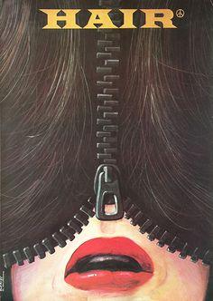 Ducki, Krzysztof - Hair, 1985