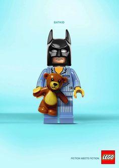 Batkid - by LEGO