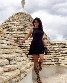 #LauraTorrisi Laura Torrisi: Non ho resistito! Dovevo troppo salirci sopra!!!  #me #lauratorrisi #around #travel #working @mariuccia_milano