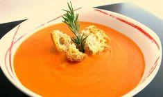 vellutata di zucca e lenticchie rosse