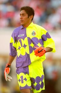 Worst Sports Outfits and Jorge Campos