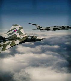 Vulcan and Victor, BEAUTIFUL.