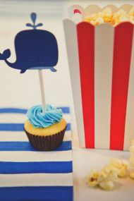 A Nautical 2nd Birthday Party from Fleur de Lis | Style Me Pretty