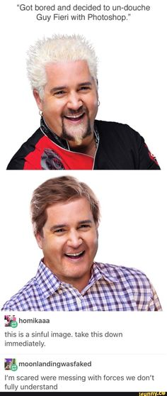 Hi. My name is guy fieri, and welcome to flavor village. *tasteful music plays*